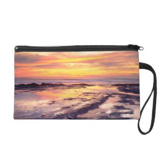 Sunset Cliffs tide pools Wristlet