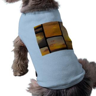 Sunset Collage Doggie Tee