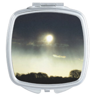 Sunset Compact Mirror