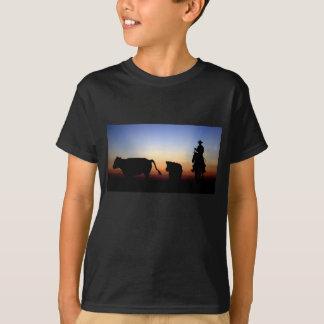 Sunset Cowboy T-Shirt