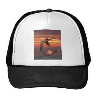 sunset dance cap