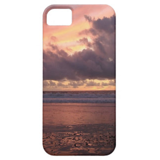 Sunset Distant Horizons iPhone 5 Cases