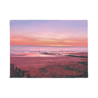 SUNSET DOORMAT
