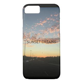 Sunset dreams phone case