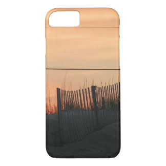 Sunset Fence Gifts iPhone 7 Case