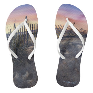 Sunset Flip Flops for Women
