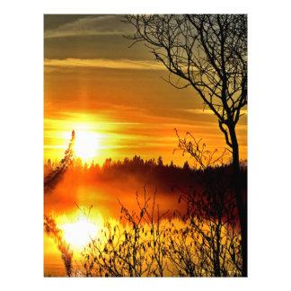 "Sunset 8.5"" X 11"" Flyer"