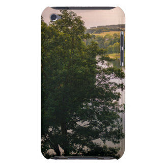 Sunset Forest Lake Landscape Photograph iPod Case-Mate Cases