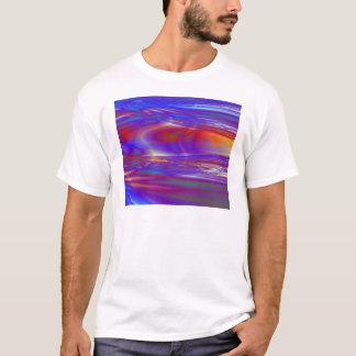 Sunset Fractal Design T-shirt