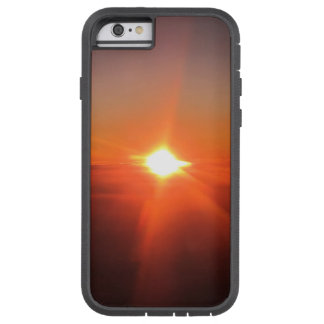 Sunset from an Aircraft IPhone Cover