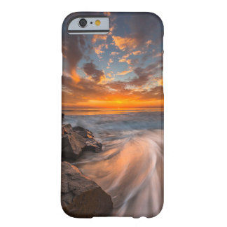 Sunset from Tamarach Beach Barely There iPhone 6 Case