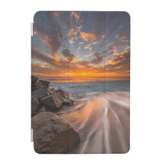 Sunset from Tamarach Beach iPad Mini Cover