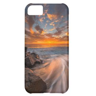 Sunset from Tamarach Beach iPhone 5C Case