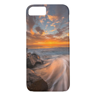 Sunset from Tamarach Beach iPhone 8/7 Case