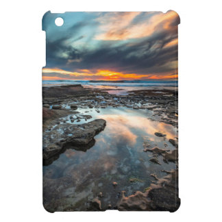 Sunset from the tide pools case for the iPad mini