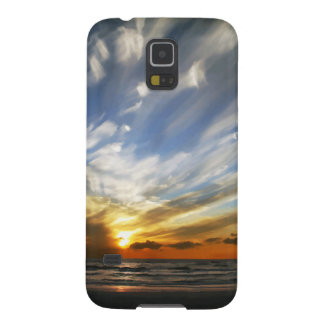Sunset Galaxy S5 Cases