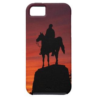 Sunset - Gettysburg National Park - Meade Memorial iPhone 5 Case