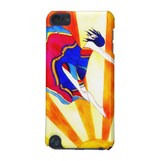 Sunset Girl iPod Touch (5th Generation) Cases