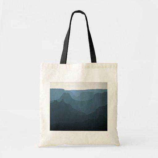 Sunset, Grand Canyon National Park, Colorado, USA Tote Bags
