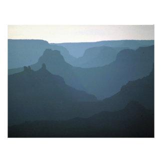 Sunset, Grand Canyon National Park, Colorado, USA Custom Flyer