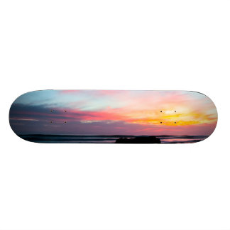 Sunset Handry s Beach Skateboard