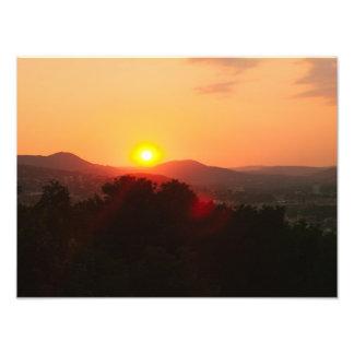 Sunset Hills Photo Art