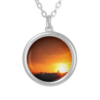 Sunset Hot Vision Pendant