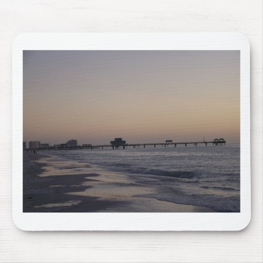 Sunset in Florida Mouse Mat