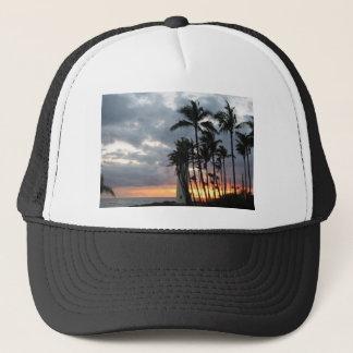 Sunset in Hawaii Trucker Hat