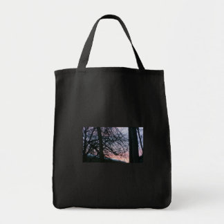 SUNSET IN MICHIGAN TOTE BAG
