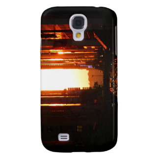 Sunset in New York City Galaxy S4 Cases