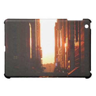 Sunset in New York City iPad Mini Cases