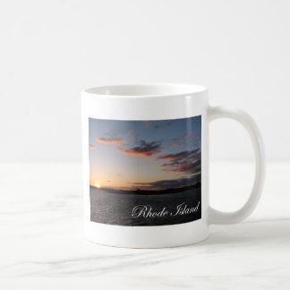 Sunset in Rhode Island Coffee Mug