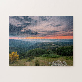 Sunset In The Bierzo Puzzle