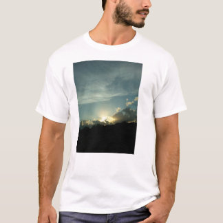 Sunset in the forest T-Shirt