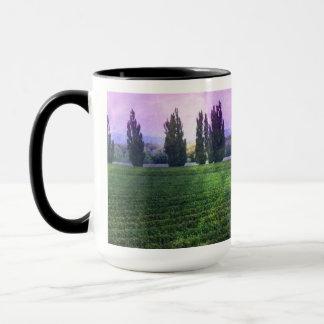 Sunset in Wine Country Coffee Mug