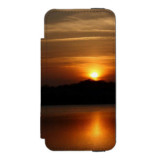 Sunset Incipio Watson™ iPhone 5 Wallet Case