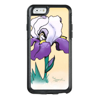 Sunset Iris Cute Floral OtterBox iPhone 6/6s Case