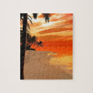 Sunset Jigsaw Puzzle