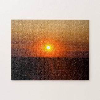 Sunset Jigsaw Puzzle