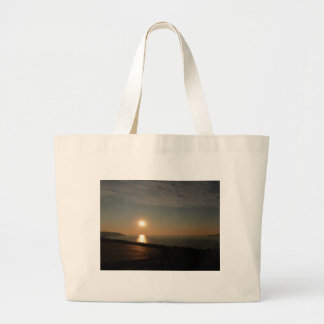 Sunset Jumbo Tote Bag