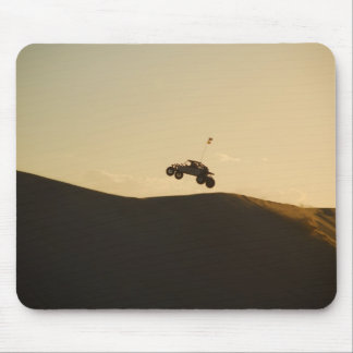 Sunset Jump Mouse Pad