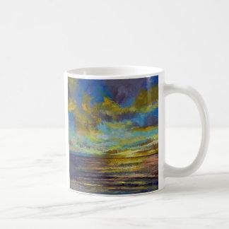 Sunset Key Largo Basic White Mug