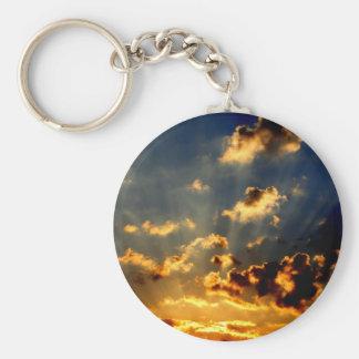Sunset Keychains