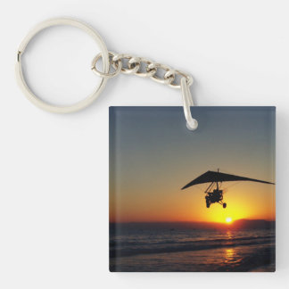 Sunset Acrylic Key Chains