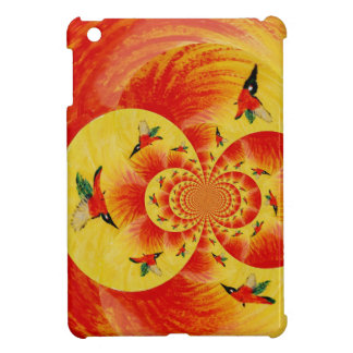 Sunset Kingfisher Art iPad Mini Cover