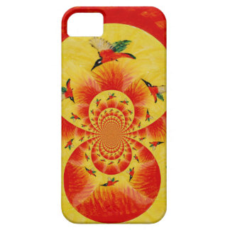 Sunset Kingfisher Bird Art Case For The iPhone 5