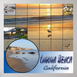 Sunset, Laguna Beach, CA Print