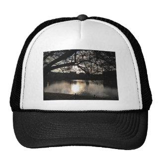 Sunset lake cap
