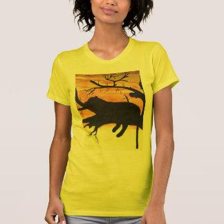 Sunset Leopard T-Shirt